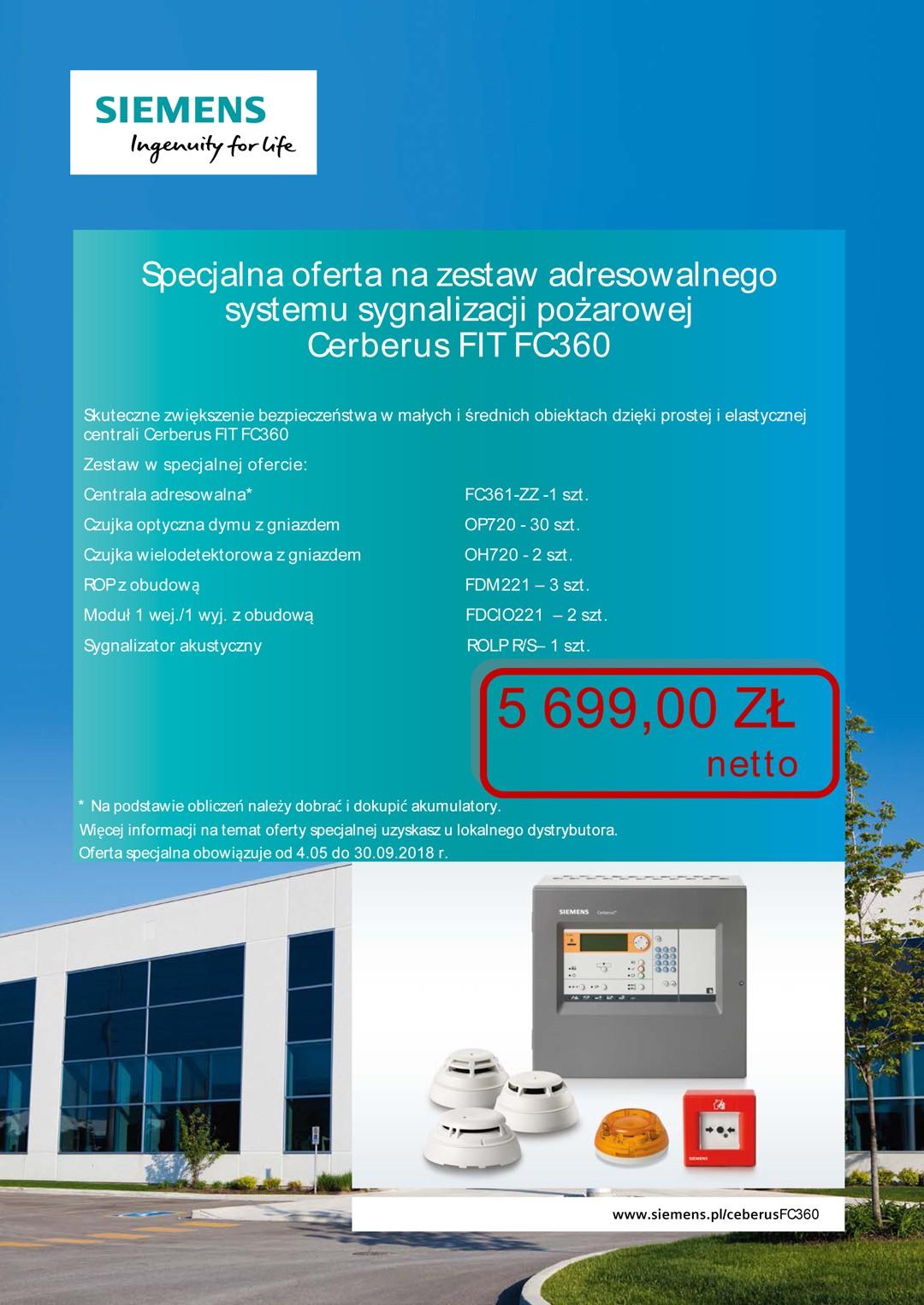 Cerberus FIT FC360