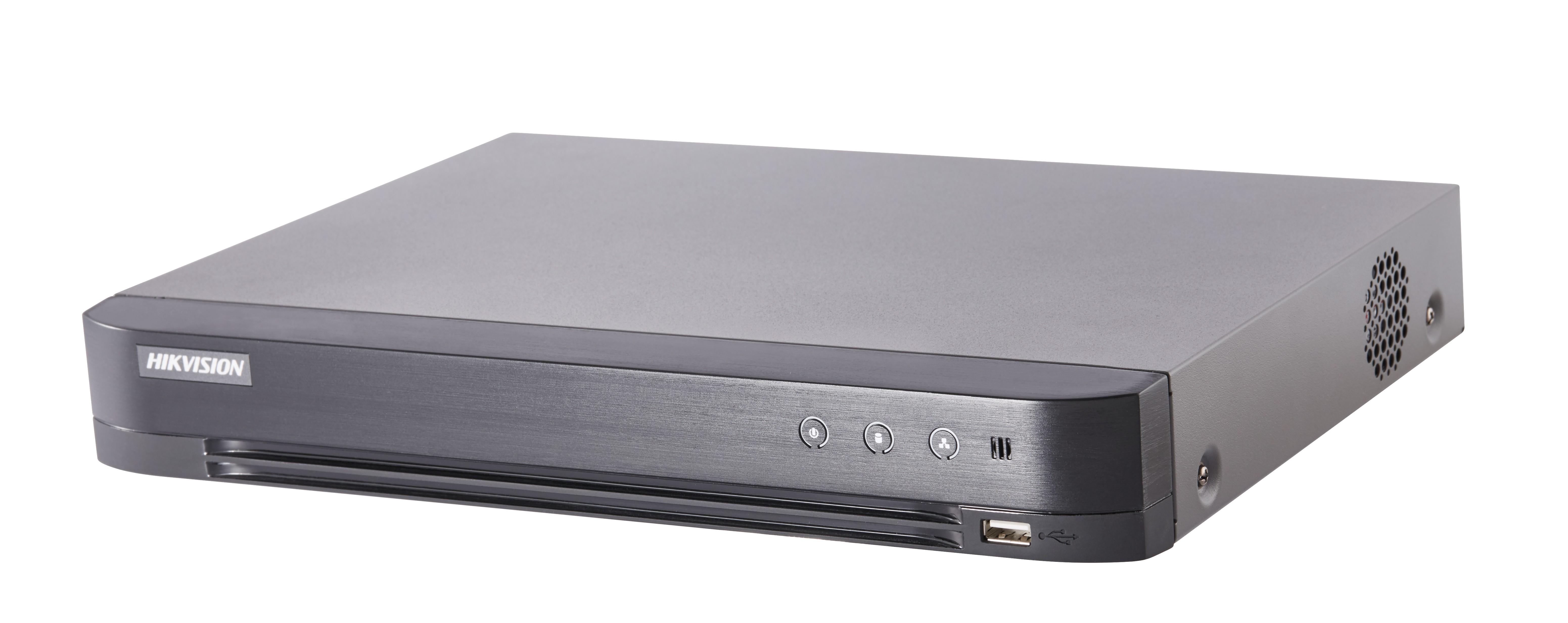 Rejestrator 4-kanałowy Turbo-HD