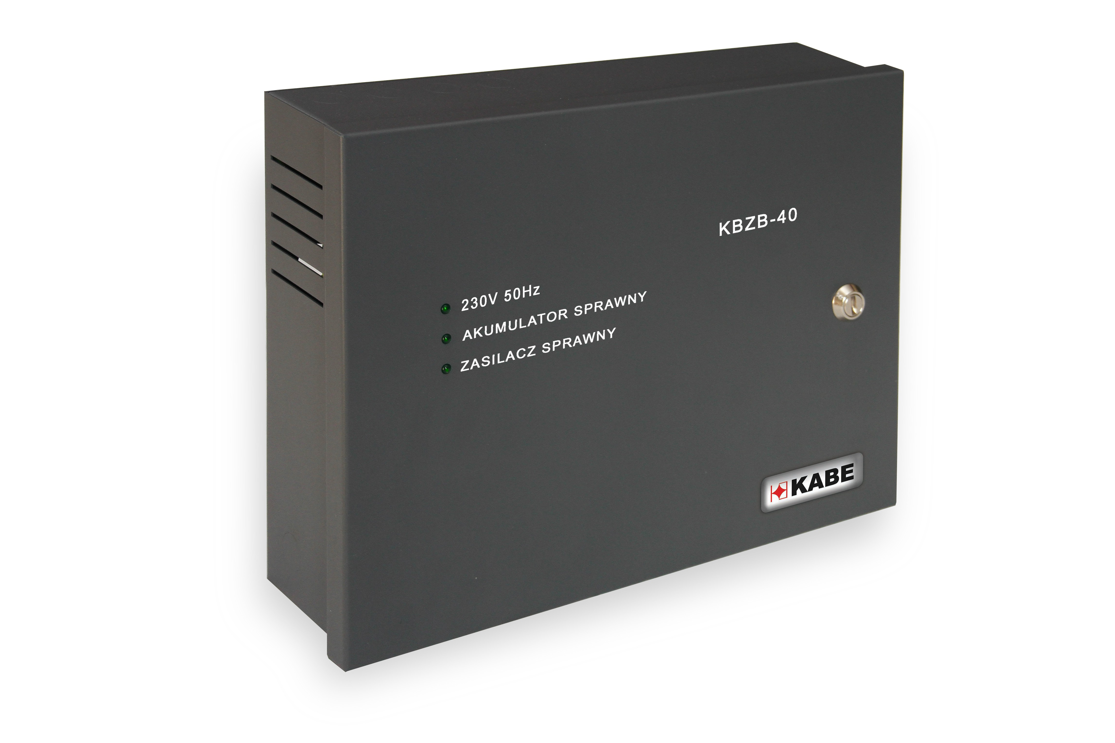 Zasilacz buforowy KBZB-40 5,5A/40Ah