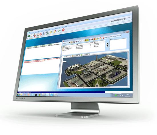 Oprogramowanie GuardPoint Pro