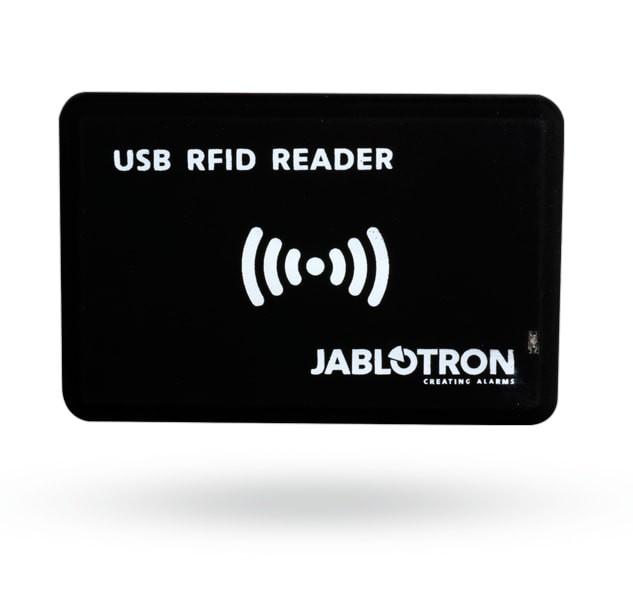 Czytnik USB kart i breloków zbliżeniowych RFID